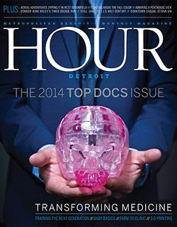 Hour Detroit Top Docs 2014