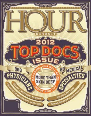 Hour Detroit Top Docs 2012