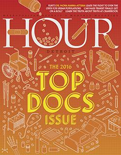 Hour Detroit Top Docs 2016