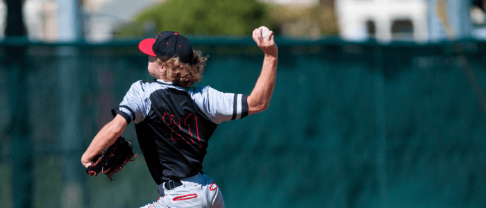 Pitchers can get tennis elbow. Baseball is one of the many lesser known causes of tennis elbow.