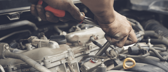 Can you get tennis elbow from automotive work? Yes, mechanics are at risk.